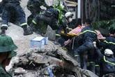 Sập nhà phố cổ Hà Nội: Nạn nhân nữ cuối cùng đã tử vong