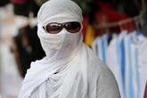 Chùm ảnh: Toàn châu Á vật vã đối phó với nắng nóng khủng khiếp