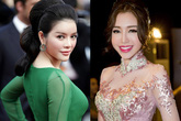 Elly Trần, Lý Nhã Kỳ quyến rũ nhất tuần qua