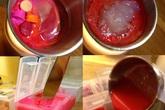 Son môi tự chế từ bút sáp: Coi chừng rước độc!