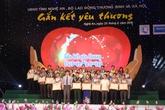 Hơn 30 tỷ đồng hỗ trợ cho trẻ em nghèo tỉnh Nghệ An