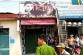 Người đàn ông chết trong tư thế treo cổ tại tiệm cắt tóc