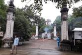 Nghệ An: 7 hòm công đức ở đền Cuông bị trộm hết tiền