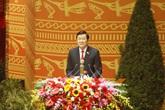 Chương trình nghị sự ngày khai mạc Đại hội Đảng