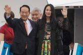 Lãnh đạo nền kinh tế đầu tiên đến dự APEC