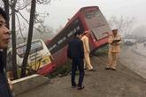 Chủ xe khách bị ô-tô buýt tông tử vong
