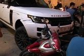 Nghi án thanh niên táo tợn cướp xe Range Rover trong đêm ở Hà Nội