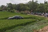 9X lái xế hộp tông 3 học sinh tử vong