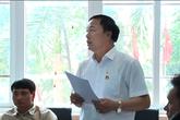 """Cảng vụ Hàng hải Thanh Hóa: """"Xé rào"""" cấp phép cho hàng loạt tàu vượt trọng tải ra vào cảng"""