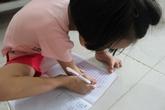 Cô bé không tay nuôi ước mơ được làm cô giáo