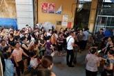 Sóc Sơn (Hà Nội): Bị cắt điện hàng trăm tiểu thương chợ Phủ Lỗ kêu cứu