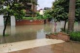 Dân cư Khu đô thị HANDIRESCO Cổ Nhuế - Xuân Đỉnh khốn khổ vì đường biến thành sông