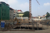 Hà Nội: Sở Tài chính đề nghị Sở TN&MT rà soát lại nghĩa vụ tài chính dự án 110 Cầu Giấy