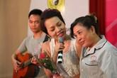 Ca sĩ Thái Thùy Linh: 5 năm mang âm nhạc đi đổi... nụ cười