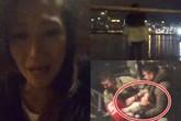 Sao nữ Hong Kong livestream cảnh nhảy sông tự tử