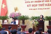 """Hà Nội: Lãnh đạo Sở, quận, huyện """"toát mồ hôi"""" vì trật tự xây dựng, đô thị"""