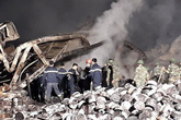 Vụ cháy nhà máy bánh kẹo Tràng An 3: Thi thể 2 nạn nhân cháy đen không thể nhận dạng