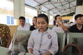 Cô bé nhà nghèo, chịu đau đớn gần 10 năm để được đi học