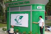 Hà Nội: Đổi quảng cáo lấy nhà vệ sinh công cộng