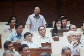 Tiết lộ bất ngờ của đại biểu Quốc hội giữa nghị trường khi tranh luận