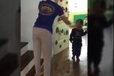 Bộ Giáo dục yêu cầu xử lý nghiêm vụ giáo viên dùng dép đánh trẻ