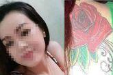 Cô gái có hình xăm hoa hồng từng bị bạn trai mới dọa giết?