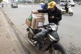 Shipper tăng giá gấp ba vì tắc đường ngày Tết