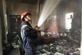 Cháy lớn tại tiệm bánh mỳ ở Đà Nẵng