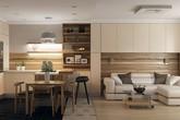 Vài mẹo giúp bộ bàn ăn nhỏ trông ấn tượng hơn trong không gian sống gia đình