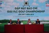 Giải FLC Golf Championship 2018: Khoảng 1.000 golfer tham gia