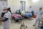 Thêm vụ nghi ngộ độc nghiêm trọng sau khi ăn cỗ, 87 người nhập viện
