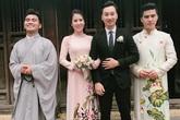 MC Thành Trung làm lễ hằng thuận với vợ 9X