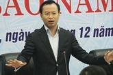Hai năm làm Bí thư, ông Nguyễn Xuân Anh đã phát ngôn những gì?