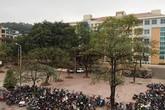 Học sinh lớp 10 rơi từ tầng cao xuống đất tử vong