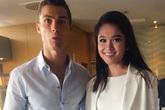 """Á hậu Thùy Dung: """"Ronaldo là người đàn ông lịch thiệp nhất mà tôi từng gặp"""""""