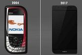 """Tận mục thiết kế Nokia """"chiếc lá"""" phiên bản 2017"""