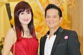 Hiền Mai cùng chồng đại gia tới ủng hộ người đẹp Thu Hương