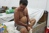 Con trai lao vào biển lửa chục lần cứu mẹ nhưng bất thành