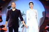 """Hoa hậu Hà Kiều Anh bất ngờ tái xuất hóa """"chị Hằng"""" giữa Thu Vọng Nguyệt"""