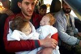 Ám ảnh kinh hoàng của những người sống sót sau vụ tấn công hóa học Syria