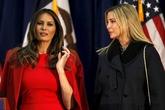 Bí mật mối quan hệ mẹ kế, con chồng của phu nhân Melania và Ivanka Trump