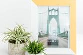 3 cách làm khung ảnh trang trí phòng cực xinh mà đơn giản cho mẹ vụng