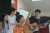 Hành trình thiện nguyện của học sinh Thủ đô