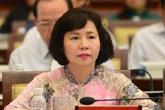 Uỷ ban Kiểm tra Trung ương kiến nghị miễn nhiệm các chức vụ của Thứ trưởng Hồ Thị Kim Thoa