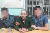 Tạm giữ 3 người thân giúp tử tù Tình bỏ trốn