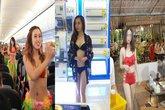Những thương hiệu Việt gắn liền với hình ảnh kiều nữ mặc bikini gợi cảm