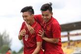 Văn Hậu đi vào lịch sử bóng đá Việt Nam tại SEA Games