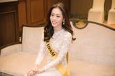 Á hậu Phương Nga tiếp tục ghi điểm trong mắt bạn bè quốc tế tại Miss Grand International 2018