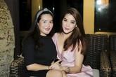 Showbiz Việt hàng tá mỹ nhân, Hoa hậu Thu Hoài chỉ khen ngợi duy nhất Trương Ngọc Ánh và Anh Thơ - bà xã Bình Minh