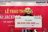 Xuất hiện người phụ nữ ở Quảng Ninh trúng giải thưởng xổ số hơn 66,6 tỷ đồng